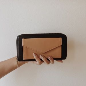 Forever 21 Faux Leather Wallet
